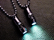 EDCK Flashlight Pendants