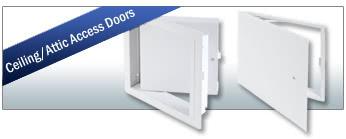 Ceiling/Attic Access Doors