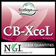 EcoSoya CB-XceL Soy Wax Flakes - 50 lb. Case