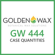 Golden Brands GW 444 Soy Wax Flakes - 50 lb. Case