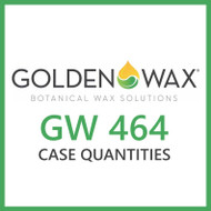 Golden Brands GW 464 Soy Wax Flakes - 50 lb. Case