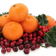 Mandarin Cranberry Fragrance Oil
