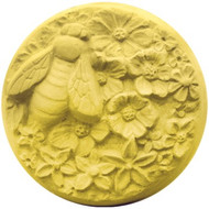 Bee & Blossoms Soap Mold