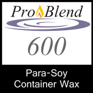 ProBlend 600 Para-Soy Container Wax
