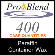 ProBlend 400 Paraffin Container Wax - CASE