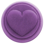 Wax Tart Heart Mold