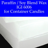 IGI 6006 Paraffin-Soy Blend for Containers