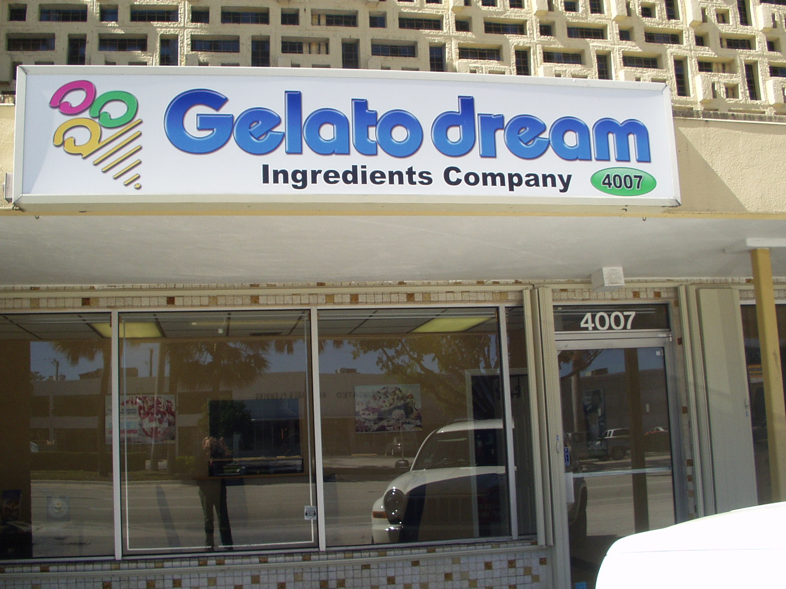 Gelatodream West