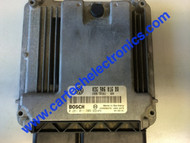 Bosch Engine ECU, 0281011906, 0 281 011 906, 03G906016BQ, 03G 906 016 BQ