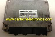 Plug & Play Engine ECU, Siemens Simos 9.1, 03E906023B, 03D 906 023 B, 5WP40504 04