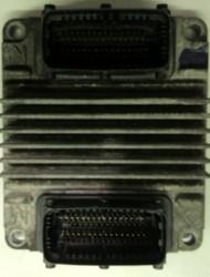 Vauxhall Opel Diesel ECM 1.7L/TX2 1.7 DTI  Engine ECU 09391249 8972406216