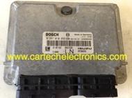 Plug & Play Vauxhall Opel ,Engine ECU, 0 281 010 859, 0281010859, 24 467 018, 24467018, LN