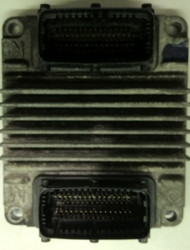 Vauxhall Opel Diesel ECM 1.7L/TX2 1.7 DTI  Engine ECU 12212819 8973065750