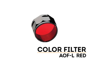 Fenix AOF-L Filter Adapter (Red)