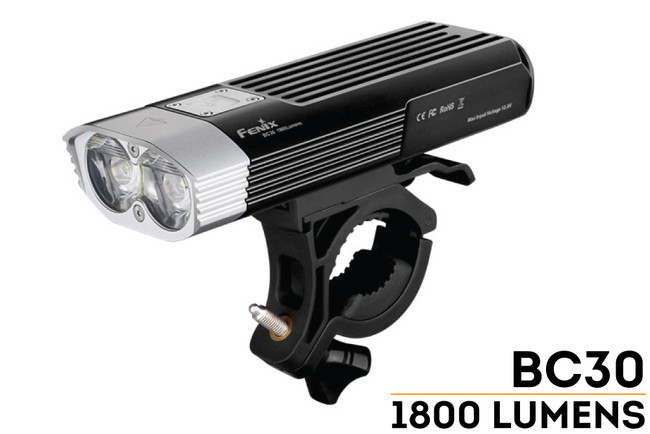 Fenix Bc30 Led Bike Light Fenix Store