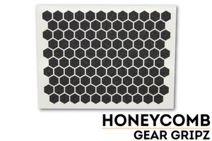 Gear Gripz Customizable Grip Tape - Honeycomb Pattern