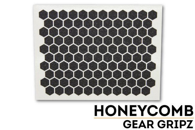 Gear Gripz Customizable Grip Tape Honeycomb Pattern
