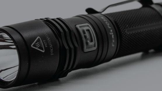 Fenix PD Flashlights