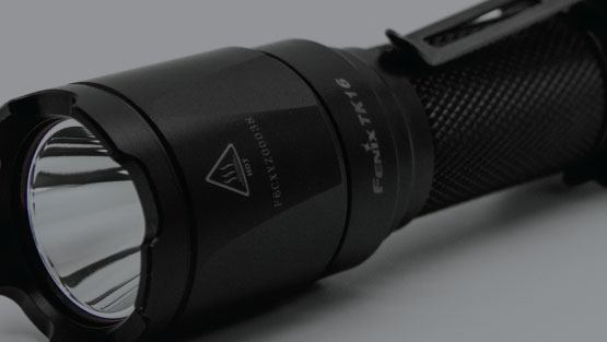 Fenix TK Flashlights