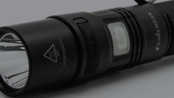 Fenix Rechargable Flashlights