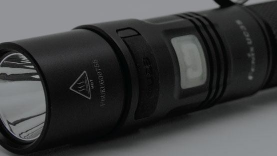 Fenix Rechargable Flashlights