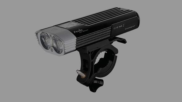 Flashlights for bicycles