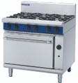 Blue Seal G506D 900mm Gas 6 Burner Static Oven Range