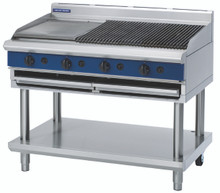 Blue Seal G598-LS 1200mm Gas Chargrill