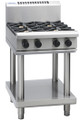 WALDORF 4 Burner Cook Top RN8400G-LS