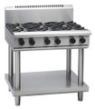WALDORF 6 Burner Cook Top RN8600G-LS