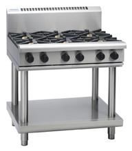 WALDORF 6 Burner Cook Top RN8600G-LS