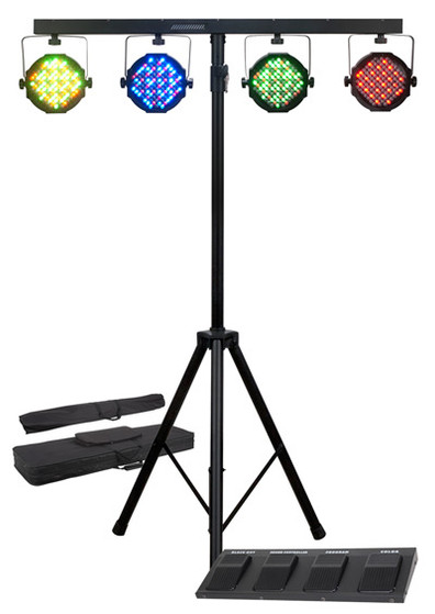 American DJ Mega Par Profile System  sc 1 st  Dynamic Sound and Lighting & American DJ Mega Par Profile 640282002684 Led Tree Lights Band ... azcodes.com
