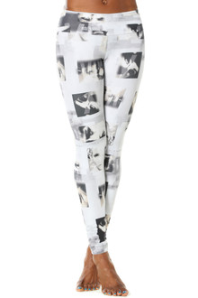 Impression Sport Band Leggings - READY