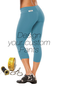 Build Your Custom Pants