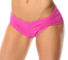 """Gather King Shorts - FUCHSIA - FINAL SALE - SMALL - 1.5"""" INSEAM (1 AVAILABLE)"""