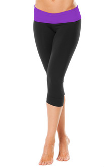 Rolldown 3/4 Leggings - Ready