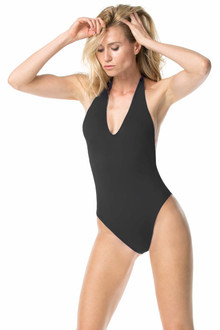 Halter Body Suit