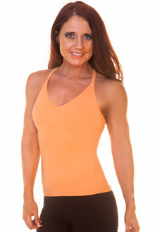 Racer Doll Top - FINAL SALE - APRICOT - S & L