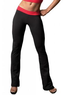 Alicia Marie - Diva V Back Pants - bootleg