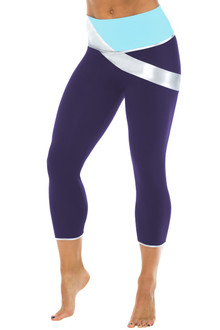 Futura High Waist 3/4 Leggings