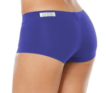 "Lowrise Mini Shorts - ROYAL - FINAL SALE -SMALL - 2.75"" INSEAM - SIDES 7"" (1 AVAILABLE)"