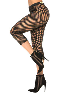 JNL - Mesh Leggings