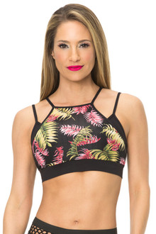 JNL - Miami High Neck Double Bra