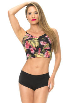 JNL - Miami Long Bumble Bee Top