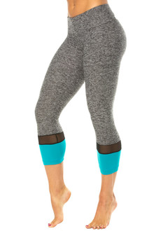 Toto High Waist 3/4 Leggings