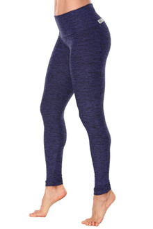Butter High Waist Leggings - FINAL SALE - BUTTER DENIM - SMALL (2 AVAILABLE)
