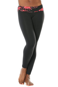 Lace Wind Rolldown Leggings
