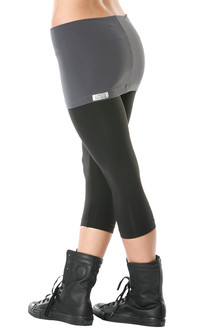 Transformable Skirt 3/4 Leggings