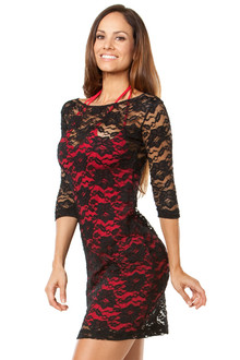 Lace Paris Dress