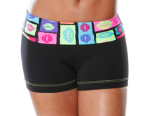 JNL Rolldown Shorts